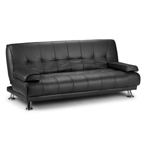 modern-italian-design-faux-leather-wooden-frame-sofa-bed-307futonblack